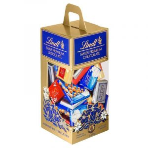 LINDT Ассорти NAPOLITAINS 250 гр